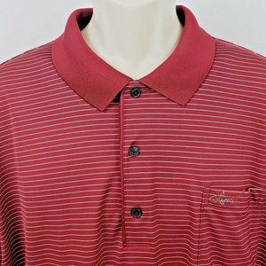 Greg Norman Play Dry Golf Polo Shirt XXL 2XL